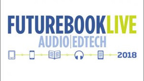 Strong EDUCATE presence at FUTUREBOOK LIVE 2018