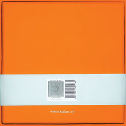 Orange Package Back