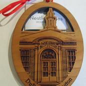DuPont School Ornament