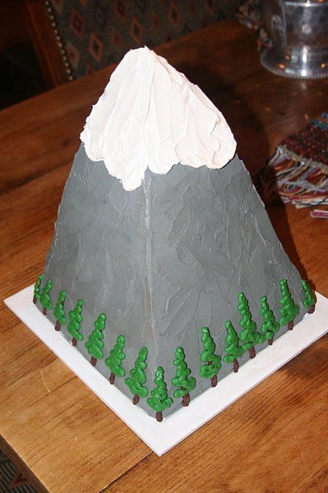 Where Is Wedding Cake Mountain