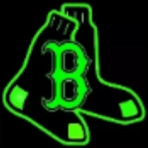"12"" Window Decal B Socks Logo"