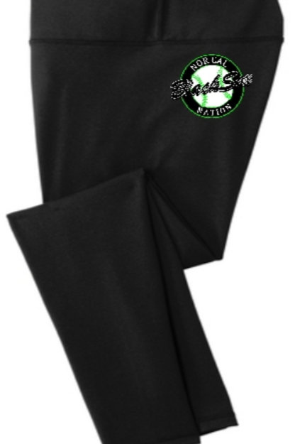 Sport-Tek Ladies Leggings (BSox Logo)