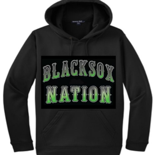 Adult Cotton Hoodie (BSox Nation Logo)