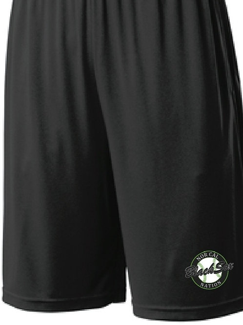 Black Dri-Fit Shorts