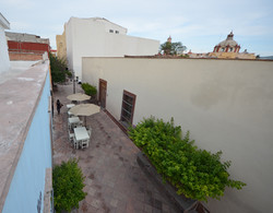 Desde la terraza - From the roof