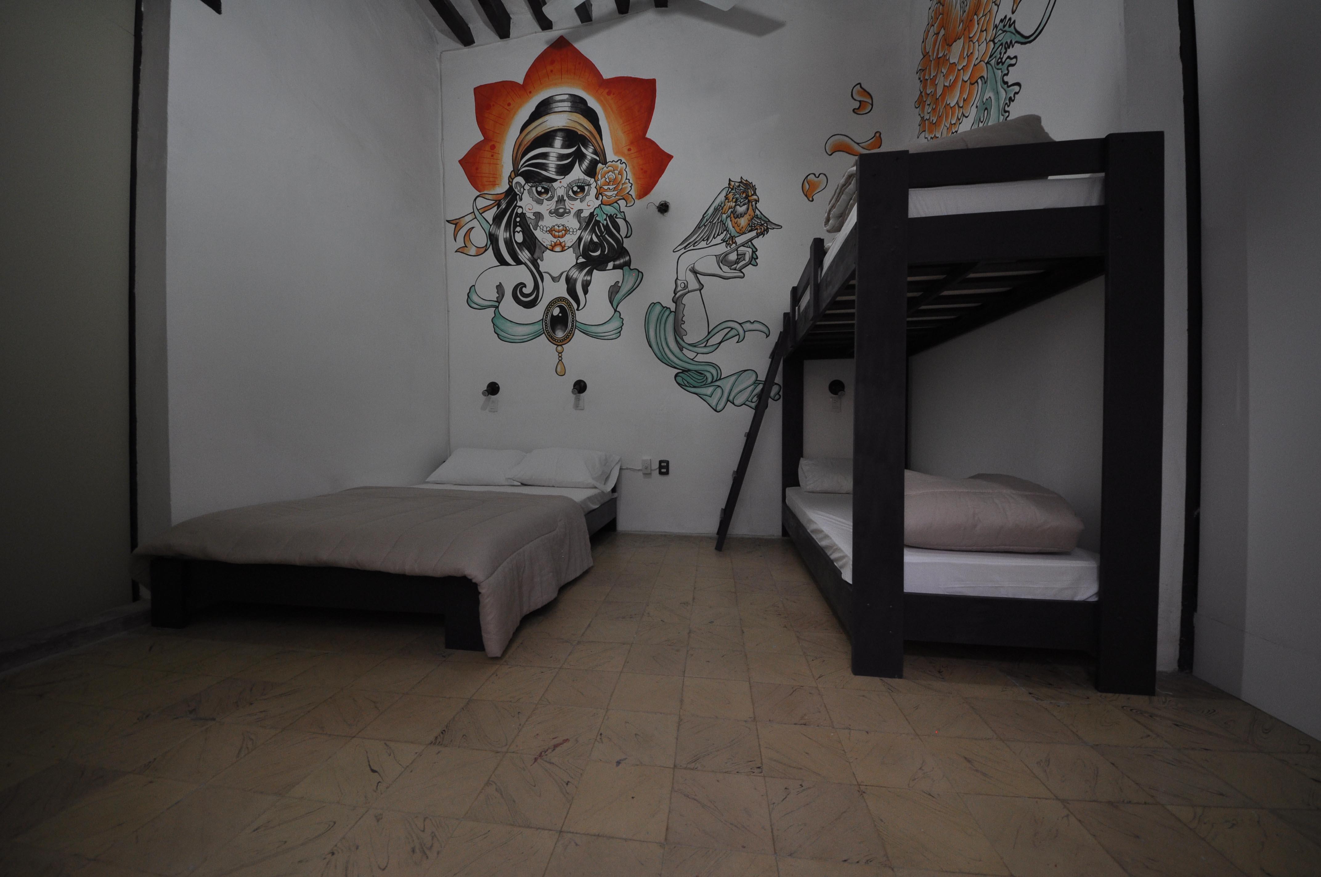 Habitación - Room C - Hostal