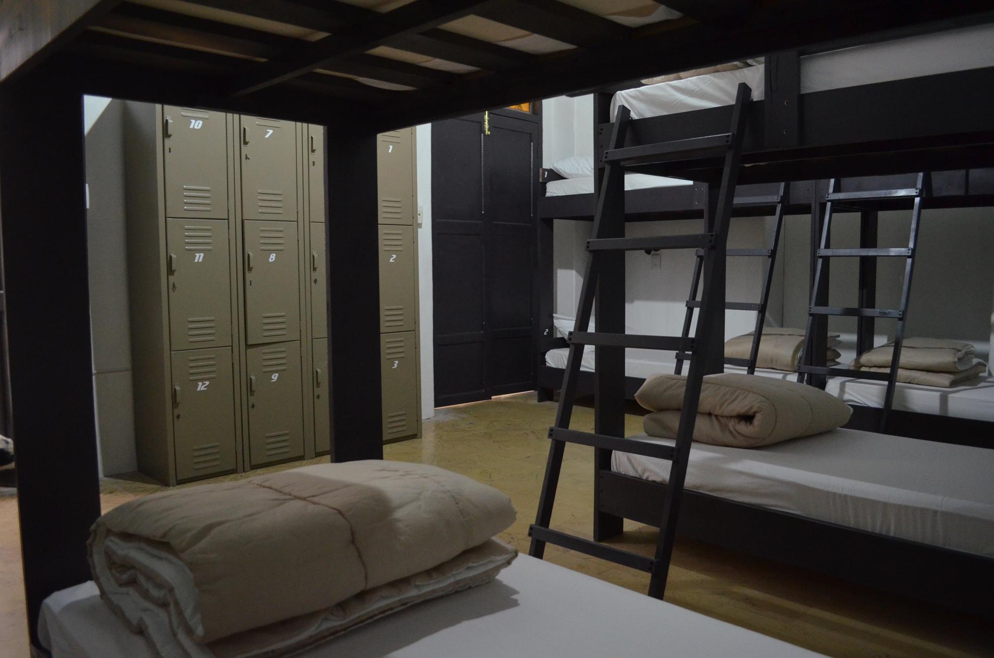 Habitación - Room A - hostal