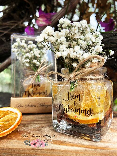 Mandarin&Cinnamon's Flowers
