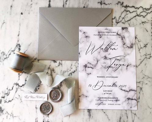 Walton Wedding Invitation Suite
