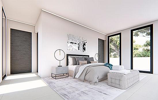 Dormitorio Vivienda Modelo B Tosalet Dream