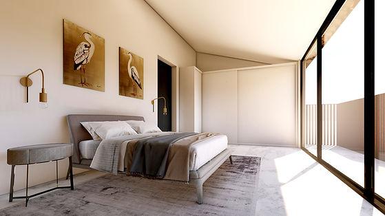 Dormitorio 3 Ronda Sud Jávea (Alicante)