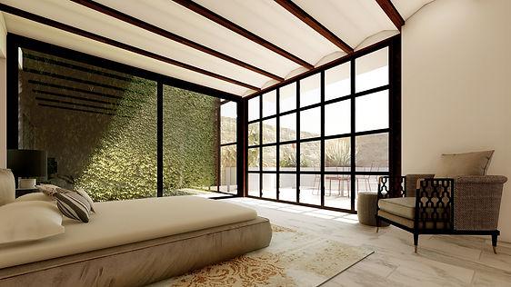 Dormitorio Principal Ronda Sud Jávea (Alicante)