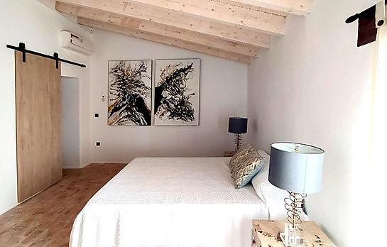 Dormitorio Principal Casa de Pueblo Jáve