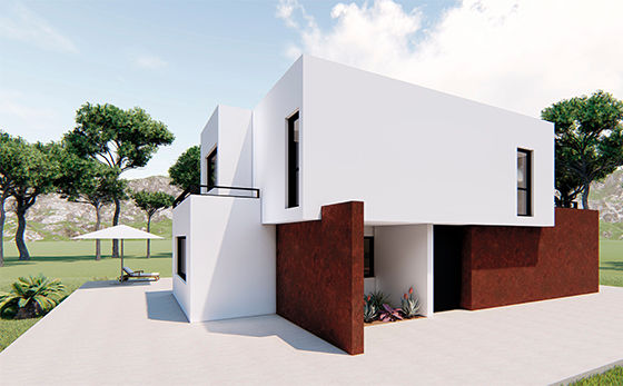 Casa Tosalet Dream Modelo A Jávea