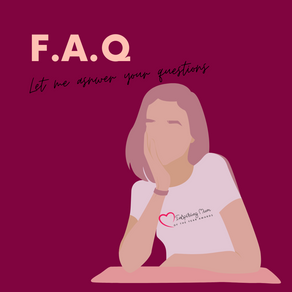 F.A.Q - Let me answer your questions.