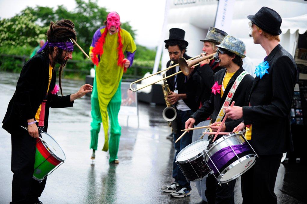 Jazzfestival, Stockholm