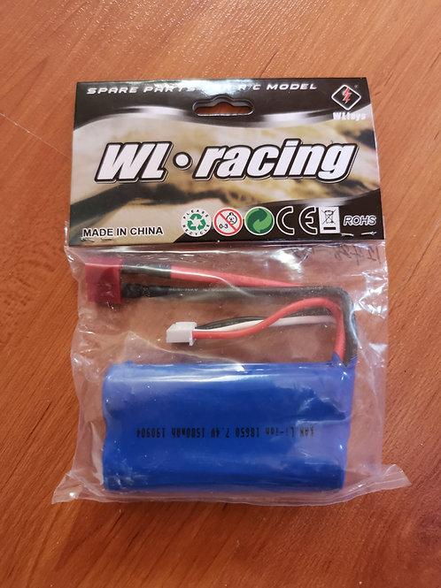 Bateria original Wltoys 12428-0123 2S 1500mah