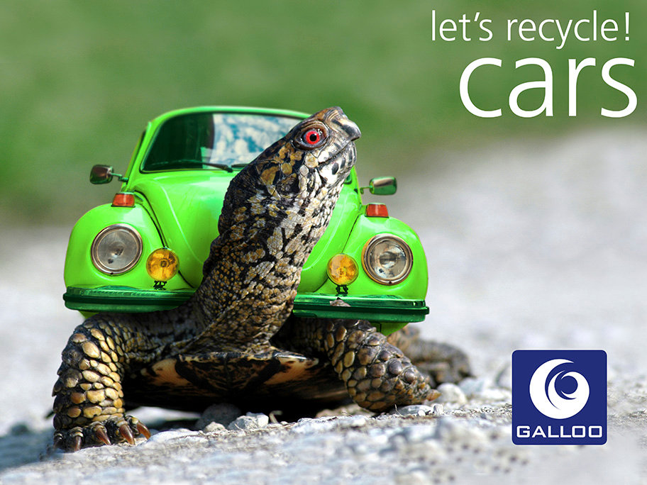 Galloo - lets recycle cars