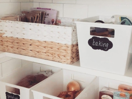 On a budget, but want to get organized?