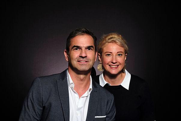 Markus & Jean Dickie