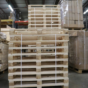 Custome Industrial Pallets
