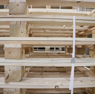 Banded Wood Pallets