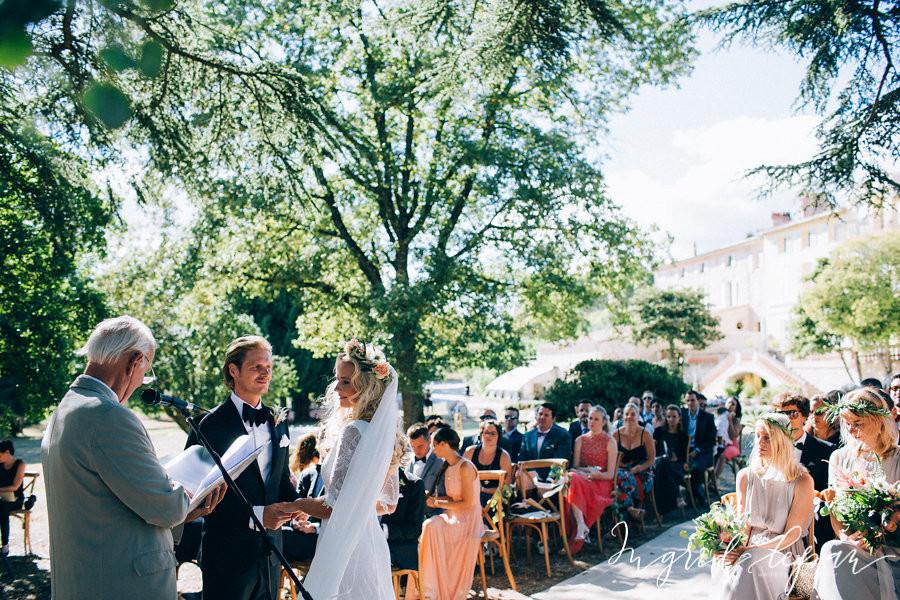Stunning Wedding venue with far-reaching views; photo by Ingrid lePan