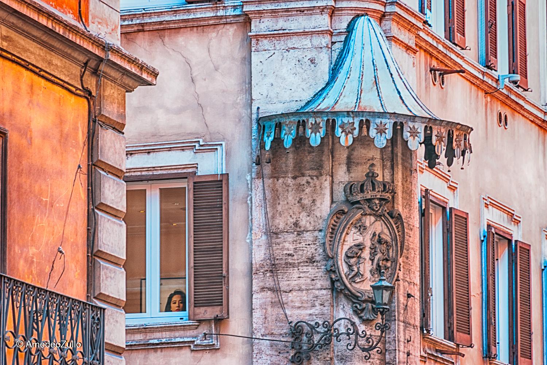 Quella finestra sul cortile