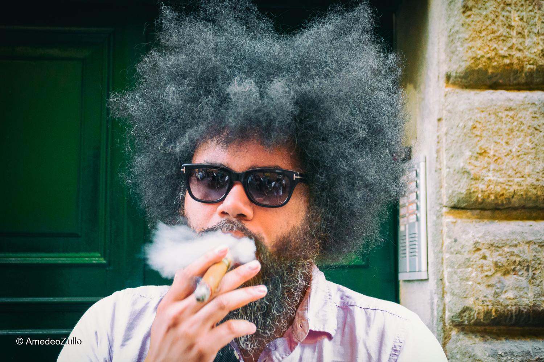 Smoke vs Hair