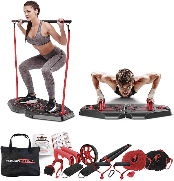 Best Portable Gym With 8 Best Gym Access