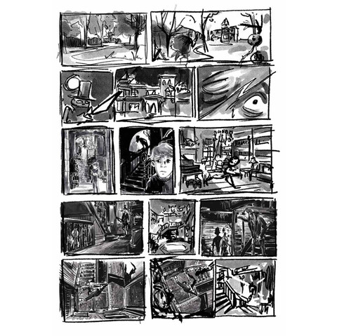 Projet bandes dessinées