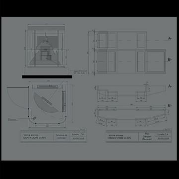 Plans 3D avec descriptifs