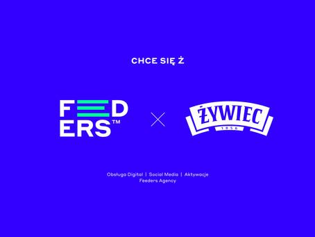 Feeders Agency wygrywa przetarg na stałą obsługę digital marki Żywiec