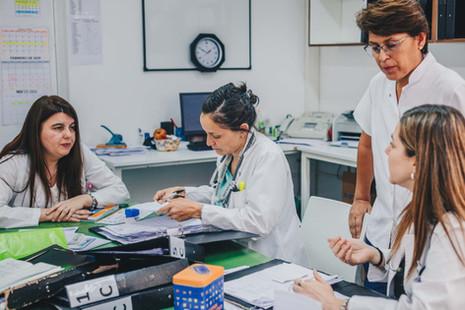 Hospice Hospitalario en el Sanguinetti