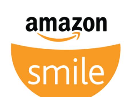 Supporting NSR via Amazon Smile