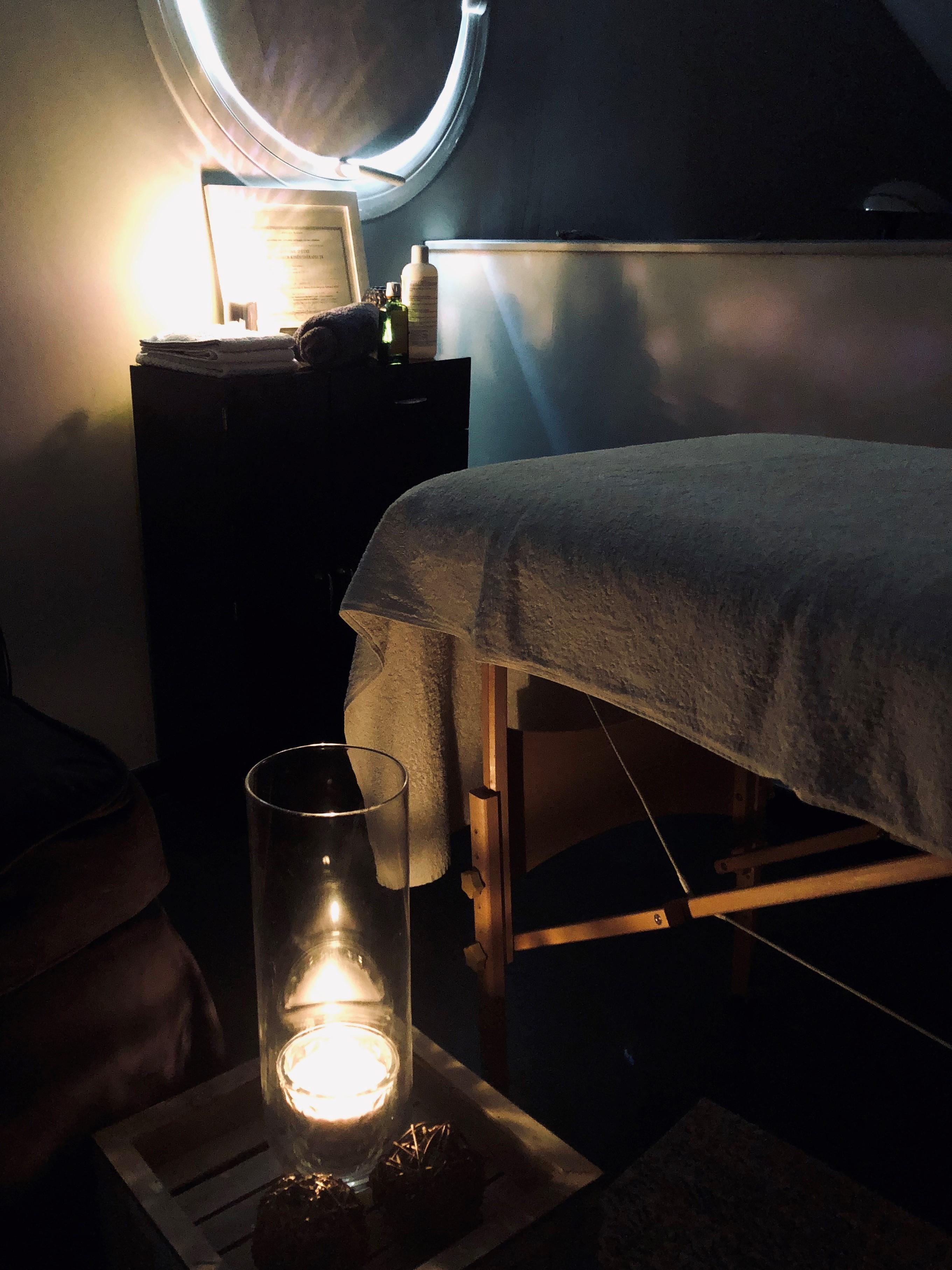 Massage Bien-être - 1/2h