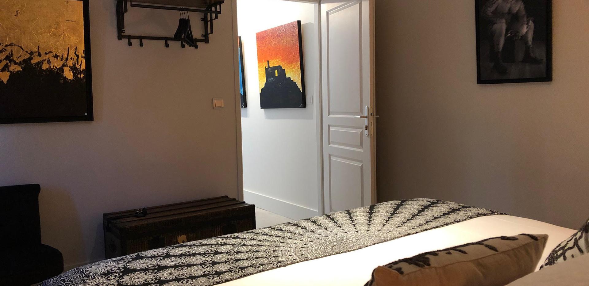 Chambre de la suite