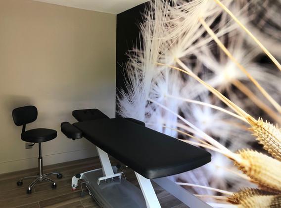 Salon de massage professionnel