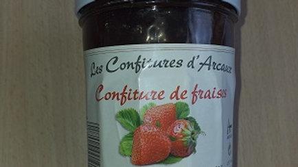 CONFITURE DE FRAISES 300ML