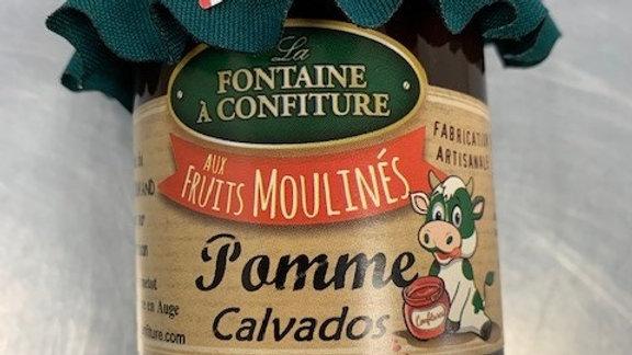 CONFITURE POMME CALVADOS 230G