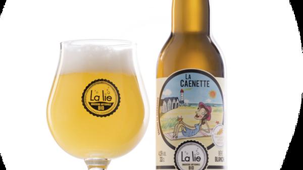 Bière BIO - La Caenette  Bière blanche 33cl