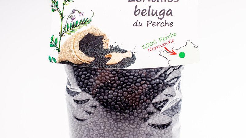 Lentilles béluga du Perche 500gr