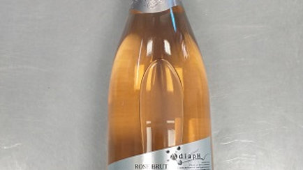 CREMANT DE BORDEAUX - PERLES DE LESCURE rosé brut 75cl