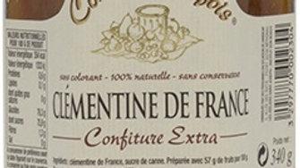 CONFITURE CLÉMENTINE DE FRANCE 330GR comme autr