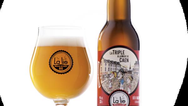 Bière BIO - Triple à la Mode de Caen 33cl
