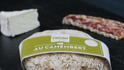 Saucisson sec au camembert 220gr
