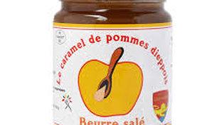 CARAMEL DE POMME BEURRE SALE 230GR