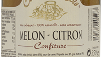 CONFITURE MELON CITRON 330GR comme autr