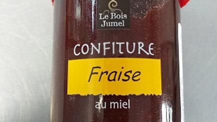 CONFITURE DE FRAISE & MIEL 375G