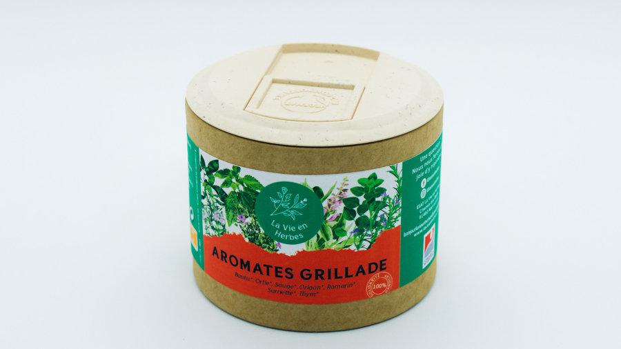 AROMATES GRILLADE 35 GR